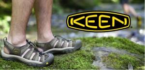 branding at Keen Footwear