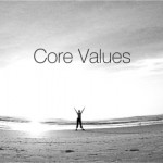 brand core values