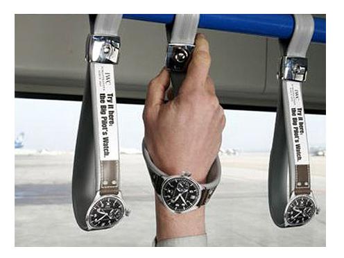 Clever Guerilla Marketing Idea